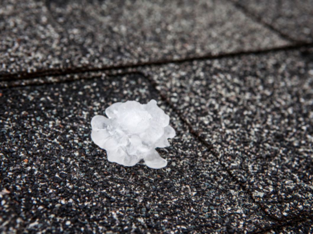 Did a Recent Hail Storm Damage Your Roof?
